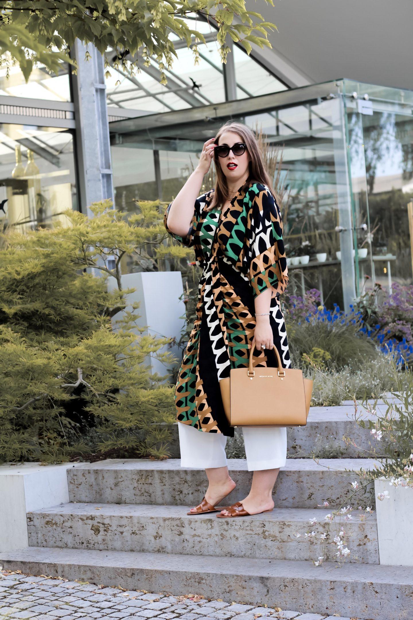 Kleider mode der 70er