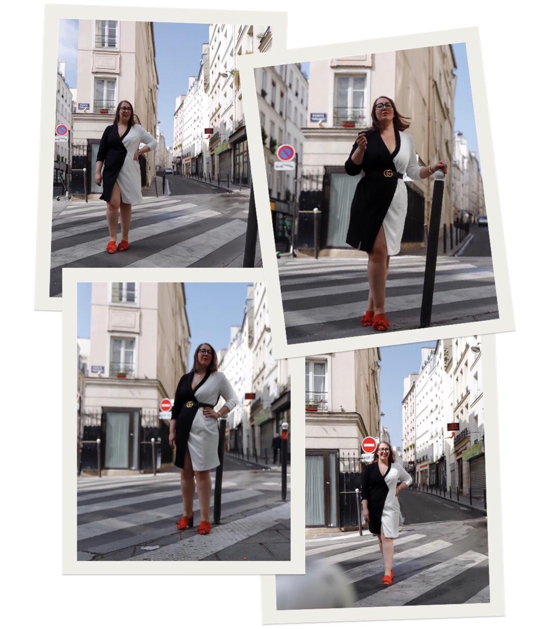 Sheego-Miyabi-Kawai-Blazerkleid-kombinieren-Curvy-Blogger-MIss-Suzie-Loves-Susanne-Heidebach-Blazer-Kleid
