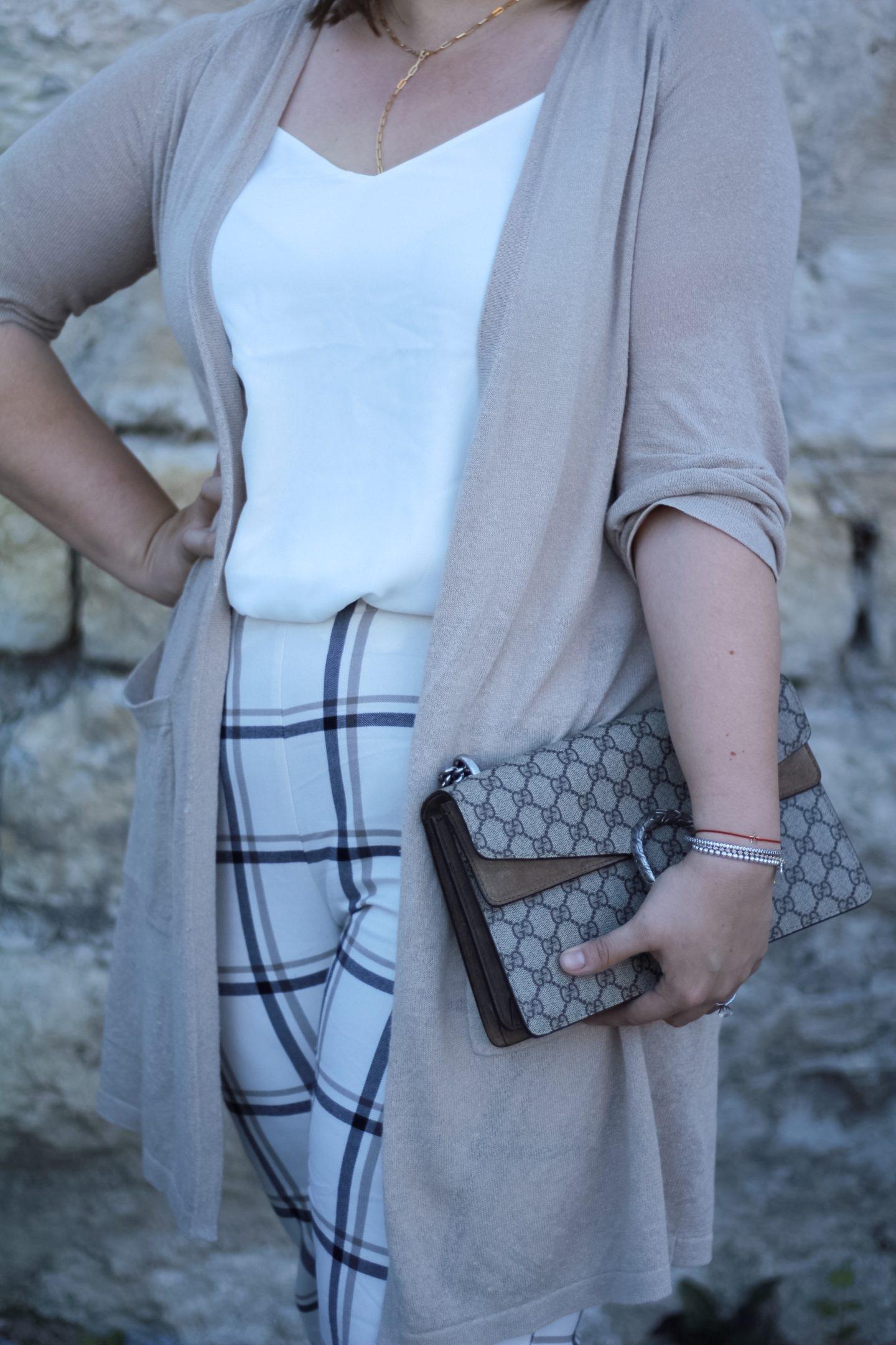 Fensterkaro-Karo-Muster-Herbst-Outfit-Creme-Beige-Miss-Suzie-Loves-Susanne-Heidebach