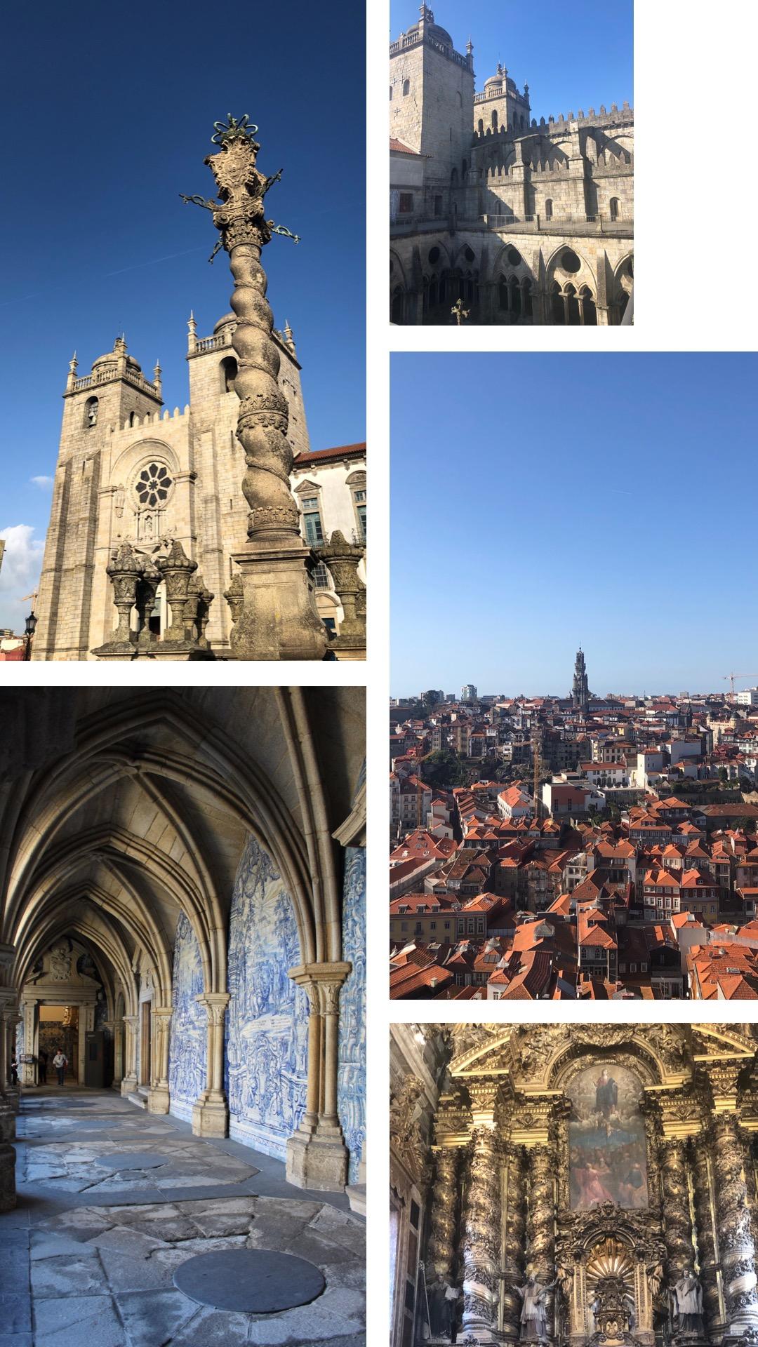 Porto-Reisebericht-Sightseeing-Tipps-Kathedrale-Aussicht-Klosterinnenhof-Miss-Suzie-Loves