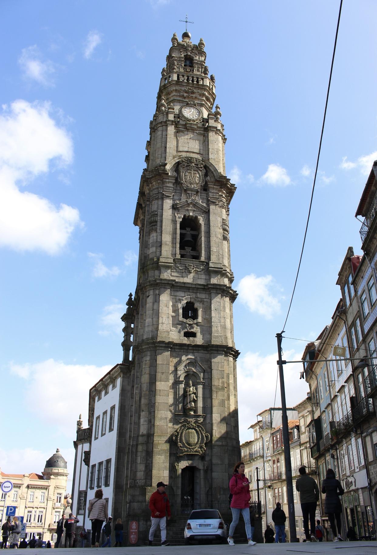 Porto-Reisebericht-Sightseeing-Tipps-Torre-Clerigo-Miss-Suzie-Loves
