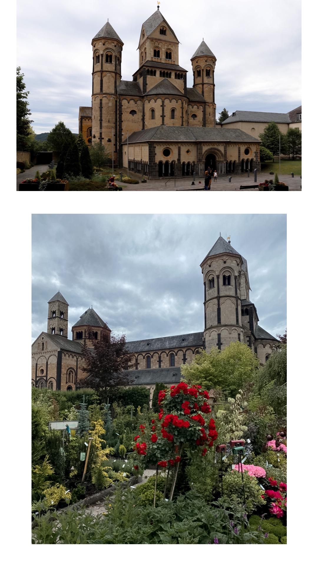 Urlaub-in-Deutschland-Miss-Suzie-Loves_Benediktinerabtei-Kloster-Maria-Laach